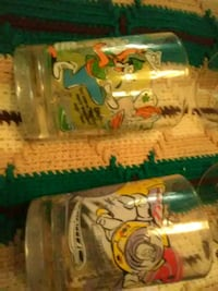 Walt Disney glasses from france22 other usa 18.00 each or4for 40.00 Hagerstown