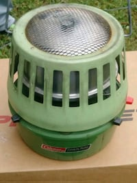 green and gray wet and dry vacuum cleaner Salem, 44460