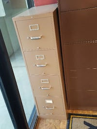 4 drawer file cabinet Fairfield
