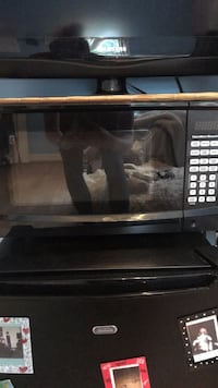 black and gray microwave oven Silver Spring, 20902