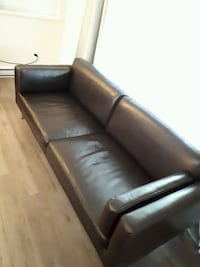 Faux Leather sofa Burnaby, V5G 4R1