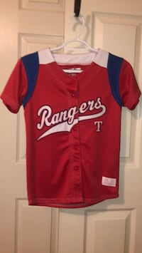 Texas rangers youth medium El Paso, 79936