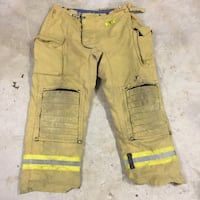 Firefighter Turnout Gear Pants  Manassas, 20112