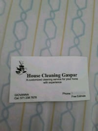 House Cleaning Service  Fairfax, 22030