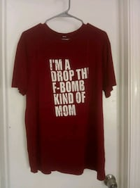 XL Mom tshirt Garland, 75041