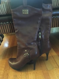 Guess brown boots 3734 km