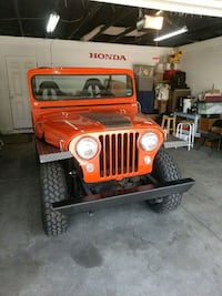 Jeep - willys - 1956 Northglenn