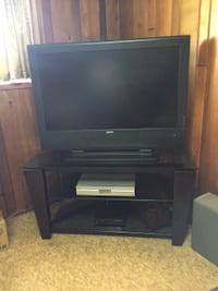 Tv and stand Surrey