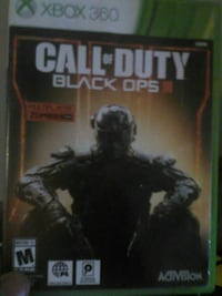 Call of Duty Black Ops III Xbox 360 game case