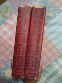 Outline of history volume 1 and 2. Copyright 1961 1229 mi