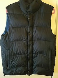 old navy man vest size s