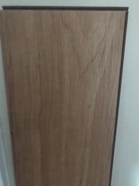 brown wooden 2-door cabinet null