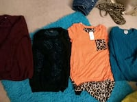 Shirt/sweaters all for $20 Woodbridge, 22191