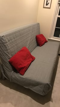 IKEA futon with two covers Alexandria, 22309
