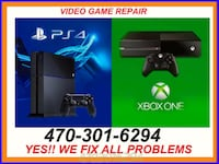 HDMI /OVER HEATING RE[PAIR] PS4 / XBOX 2HRS GUARANTEED WITH WARRANTY Riverdale
