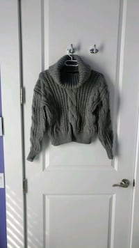 NEW Cowlneck Cable Knit Sweater/ Chandail Tricot Montreal, H3T 1E2
