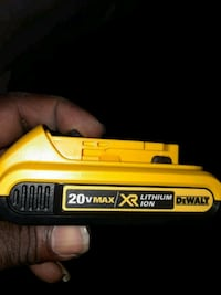 yellow and black DeWalt power tool Winter Haven, 33880