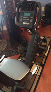 black and gray elliptical trainer Vienna, 22181
