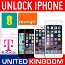 iCloud Or Carrier Unlock Service iPhone