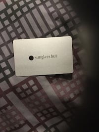 $100 gift card don't need it got t as a gift  1961 km