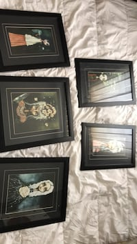 5.00 per picture and frame Edmonton, T6X 1N6