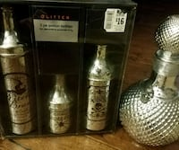 3pk Halloween potion bottles & Decanter  Purcellville, 20132