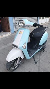 Mondial 50cc scooter