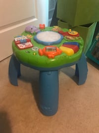 Leap frog activity table  Perry Hall, 21128