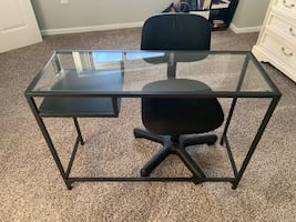 Small Desk and Chair bundle