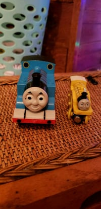 Thomas and friends 57 km