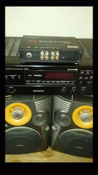 Speakers, Receiver, and, Dj scratch system.! Glendale, 85302