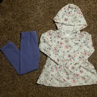 Carter's 2-piece French Terry Hoodie Pleasantville, 50225