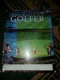 The Ultimate Golfer book by Richard Bradbeer and I Charleston, 29414
