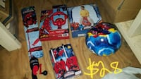 New Spiderman gift set toys Theodore, 36582