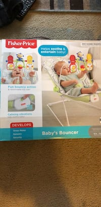 Baby Bouncer. Box is open but never put together. El Paso, 79934