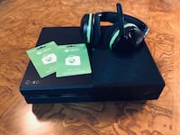 Xbox One with Turtle Beaches Bakersfield, 93308