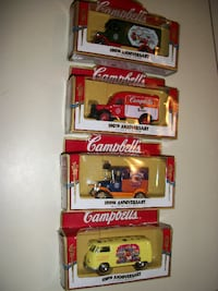 Anniversary (4) Cambells Diecast Monroe Township