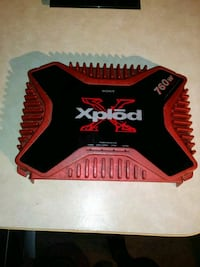 SONY XPLODE 760 WATT AMP Fort Pierce