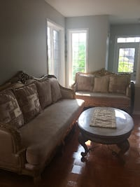 3 Pieces Sofa  TORONTO