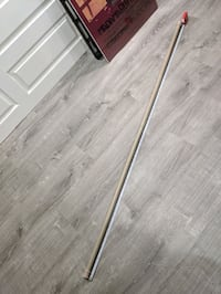 Taupe colored expandable shower rod  Gaithersburg, 20878