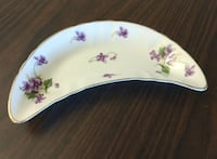 "Royal Staffordshire ""Ceramics by Clarice Cliff"" Bone Dish"