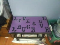 HAND PAINTED ALL PURPOSE TABLE Summerville, 29483