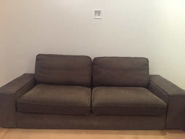 Miraculous Ikea Kivik Sofa Couch Pabps2019 Chair Design Images Pabps2019Com