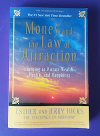 Book: Money, and the Law of Attraction: Learning to Attract Wealth, Health, and Happiness Mission Viejo