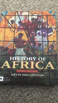 History of Africa third edition