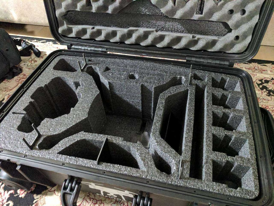 Case Club case for DJI Phantom  - East Norwalk