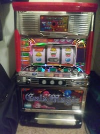 Used slot machine Lancaster, 93535