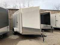 2020 Canadian Trailer Company 7x10 V-Nose Kitchener