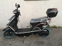 Brand New Many Available Electric Bike / Scooter 72v, Long Range, With Power Reverse and ALARM ONLY $1500 Kitchener