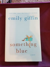Something Blue by Emily Giffin book